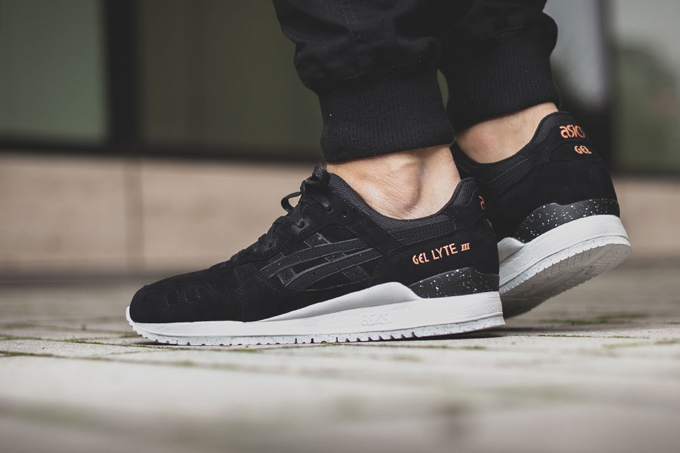 asics tiger gel lyte iii rose gold schoenen