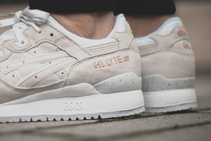 asics rose gold pack