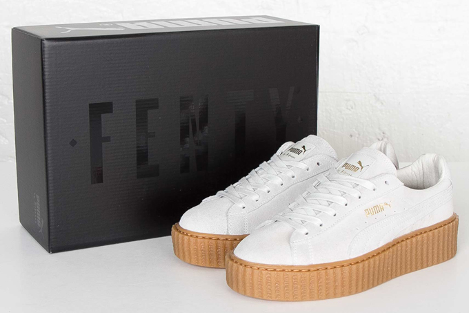fenty by rihanna x puma the creeper