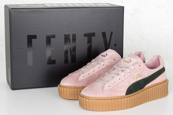 weekend, Rihanna has unveiled the Fenty Trainer, part of her Fenty ... Fenty