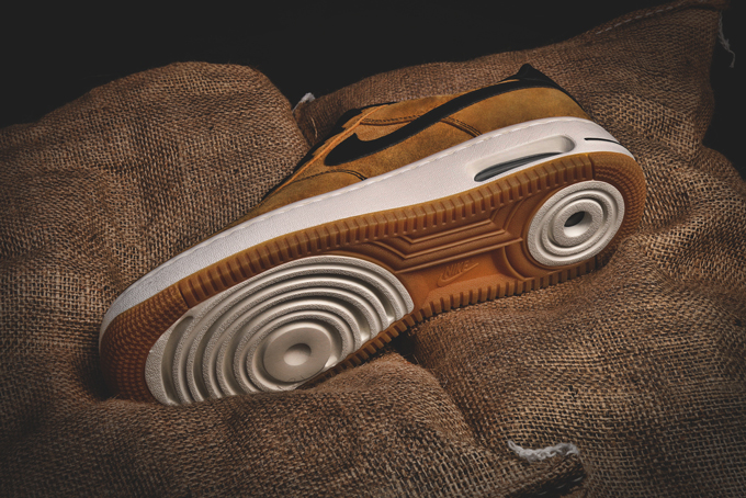Nike Air Force 1 Elite Wheat The Drop Date