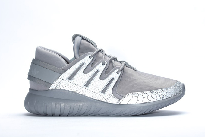 Adidas Men Tubular Doom Primeknit PK black white Bait