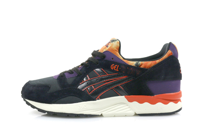 5923dd455e20 ASICS Tiger Gel Lyte V Storm Pack - The Drop Date