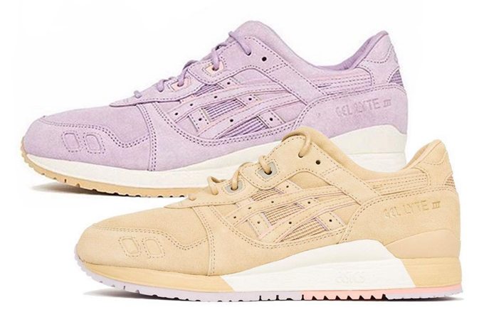 asics gel lyte rose pale marguerite. Black Bedroom Furniture Sets. Home Design Ideas