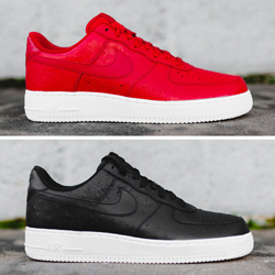 Nike Air Force 1 Low Ostrich Skin Pack – A First Look