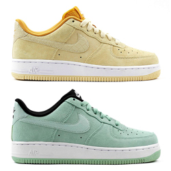 Nike WMNS Air Force 1 Low Pastel Pack The Drop Date