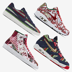 reputable site 1788e c61a6 nike christmas 2015 collection f