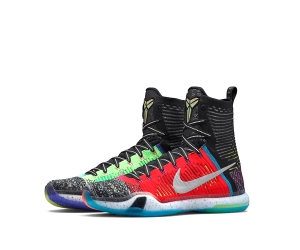 nike kobe x elite what the 815810-900 f