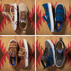 47b151ad20 Vans x Pendleton Collection - The Drop Date
