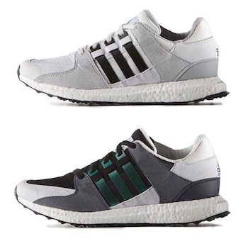 adidas eqt running support 93/16 boost side