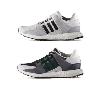 Adidas EQT Support ADV (Solid Grey, Black & Turbo) END.