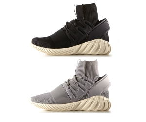 adidas originals tubular doom black grey p