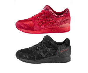 asics gel-lyte iii valentine's day pack 2016 love hate p
