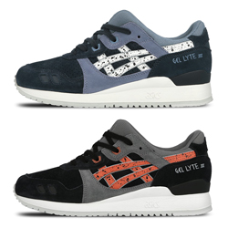 0e2adb7d6441 ASICS Tiger Gel Lyte III Granite Pack - The Drop Date