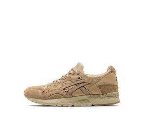 asics tiger x monkey time sand layer gel lyte v p