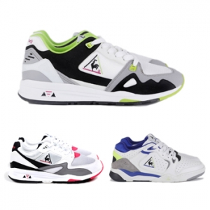 le coq sportif dynactif collection r1000 r800 t4000 f