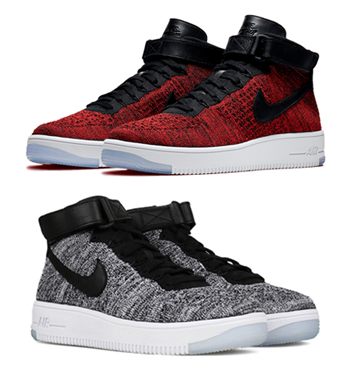 nike air force 1 ultra flyknit mid men's
