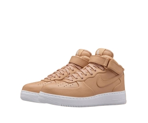nike air force 1 mid vachetta tan nikelab f