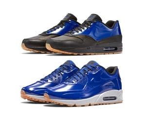 nike air max 90 vt 1 deep royal blue black 831114-400 831113-400 f