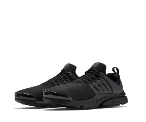 nike air presto triple black p