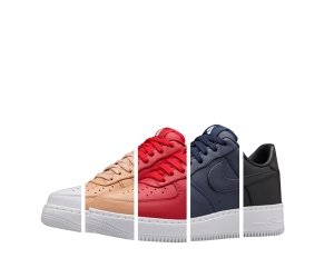 nikelab air force 1 low vachetta tan white university red navy midnight black f