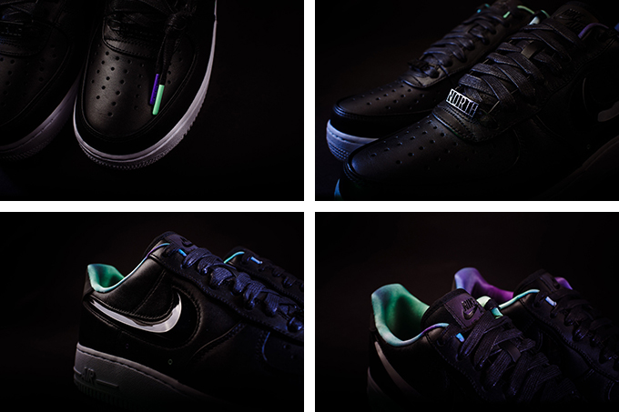 quality design 09870 1d45d nike air force 1 low northern lights 2