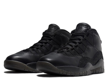 c588b13fab2 Nike Air Jordan 10 Retro x OVO - 13 Feb 2016