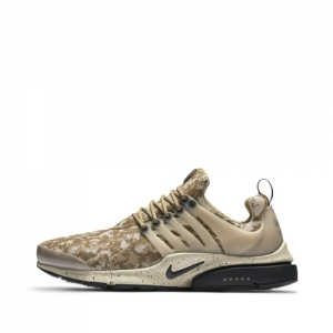 nike air presto digi-camo gpx Golden Beige Rattan Lemon Drop Khaki 819521-200 f