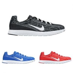 nike mayfly ss16 colourways red black blue f