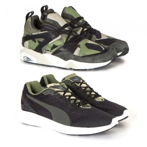 4face949646 PUMA x SNEAKERSNSTUFF SWEDISH CAMO PACK - AVAILABLE NOW. Previous. NIKE AIR  JORDAN ...