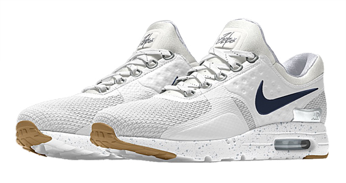 Air Max Zero Id Designs