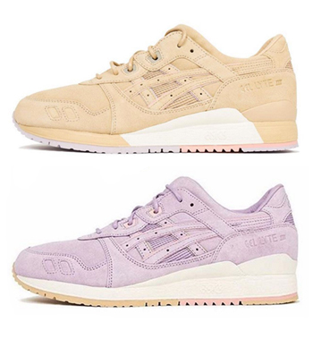 388c8240c577 ASICS Tiger x CLOT Gel-Lyte III - Sand and Lavender Pack - 5 MAR 2016