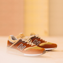 New Balance 997 Butterscotch