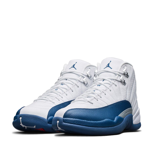 detailed pictures 82736 3b5c9 NIKE AIR JORDAN 12 RETRO  FRENCH BLUE