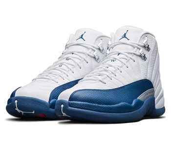 056ebf832ed230 Nike Air Jordan 12 Retro - French Blue - 26 April 2016