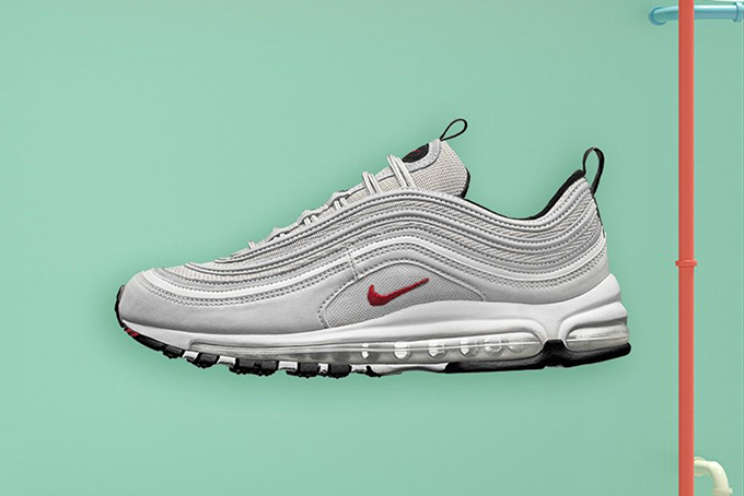 nike air max 7. For the first time, a single Air Sole spanned the full length of the foot, which was a monumental step in the quest to maximise Air .