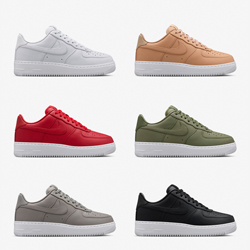 e1d38d919f7300 NikeLab Air Force 1 Low Colourways - The Drop Date