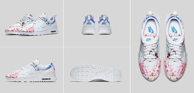 new arrival 6b8d9 6c7d4 women s nike sportswear cherry blossom collection 3