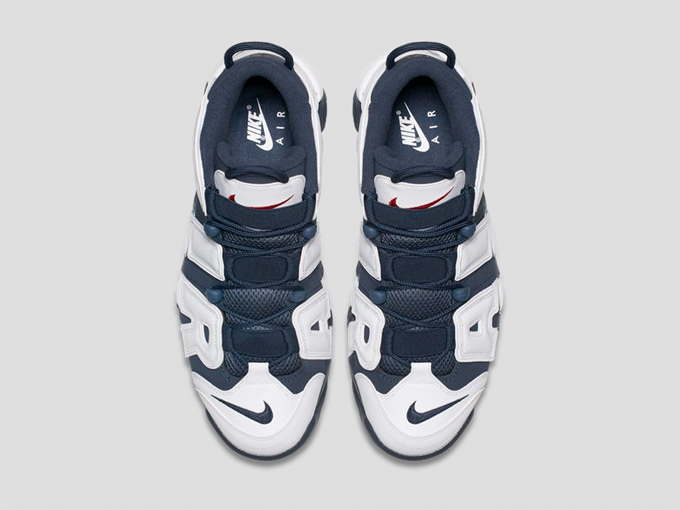 Nike Air More Uptempo Olympic top