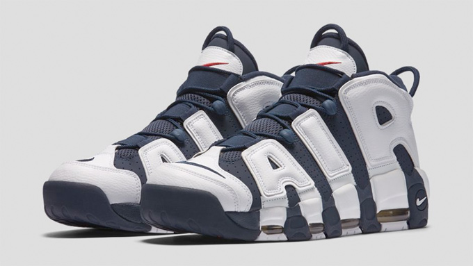 Nike Air More Uptempo Olympic Kauf Mehr Damen