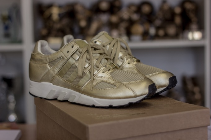 Adidas Equipment Guidance Gold