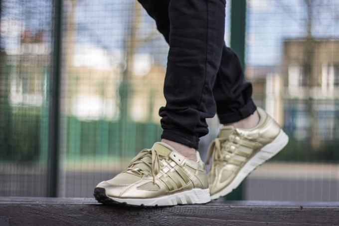 low priced 94abd d6a7f adidas eqt running guidance all gold - sns exclusive 9