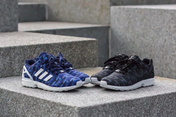 adidas Originals ZX Flux Print Pack The Drop Date