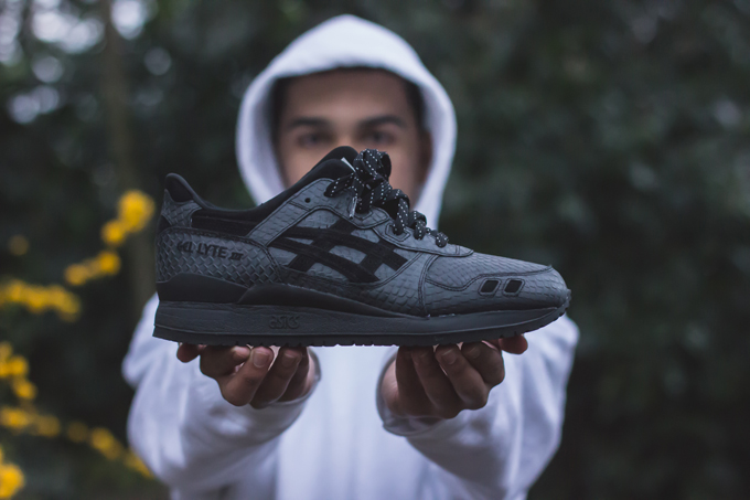 ASICS Tiger Snake Pack – Foot Locker EU Exclusive