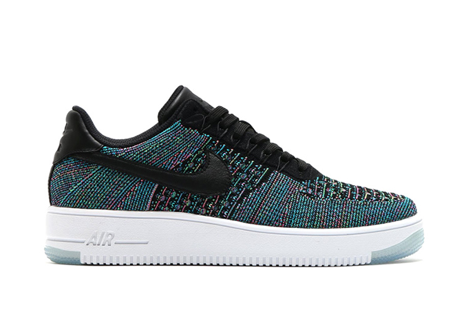 Nike Air Force 1 Ultra Flyknit Low AF1 Black & White