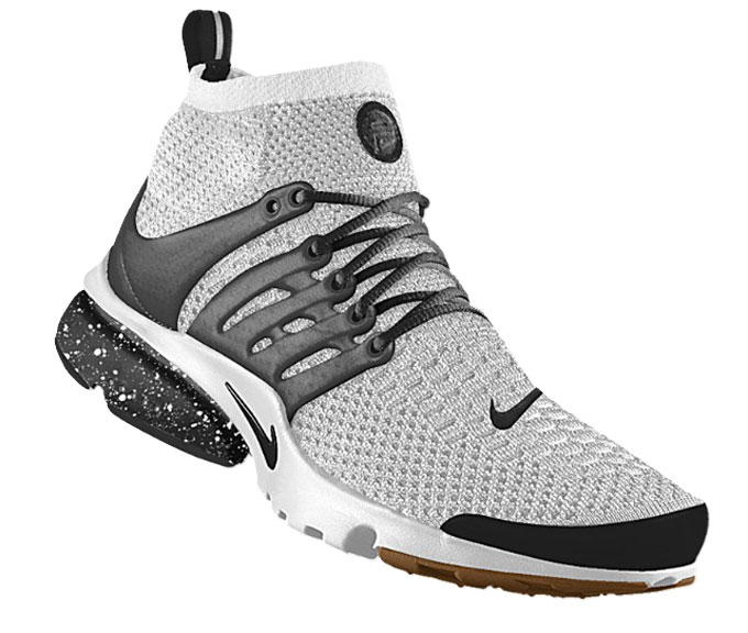 nike air presto ultra flyknit nikeid. Black Bedroom Furniture Sets. Home Design Ideas