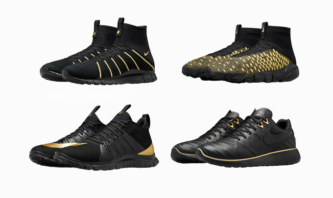 finest selection 6e7e8 3c8b2 NikeLab x Olivier Rousteing – Football Nouveau Collection – A First Look