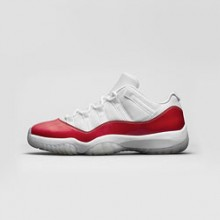 58b8da5eb9e Air Jordan 11 Retro Low White Red – Release Info