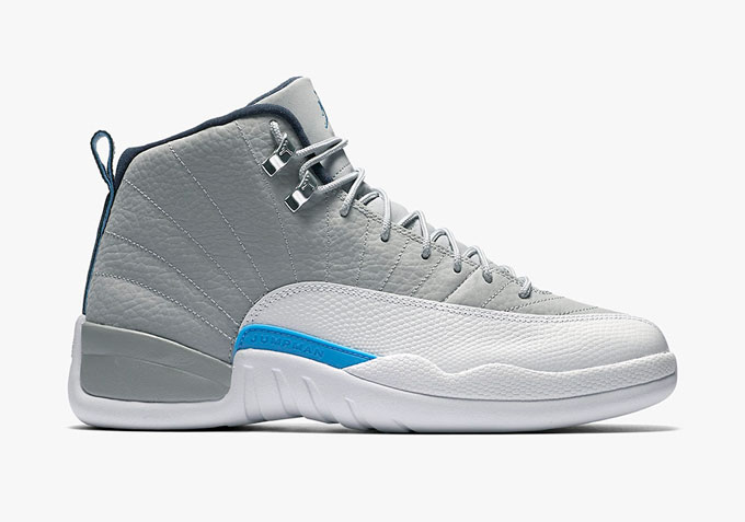 Air Jordan 12 UNC - The Drop Date