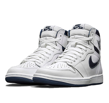 7e63fe07c284 Nike Air Jordan 1 Retro High OG - Metallic Navy - 11 June 2016